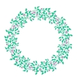 circle cute hand drawn frames on white vector image vector image