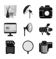 design professional and accessories sign vector image vector image
