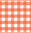 tablecloth seamless pattern vector image