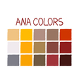Army Navy Air Force Marines Color Tone No 3 vector image vector image
