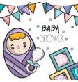 baby shower invitation to birth of a boy