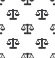 scales seamless pattern vector image vector image