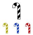 lollipop icon vector image vector image