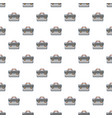 plumber case pattern seamless vector image vector image