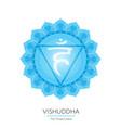 Vishuddha - chakra icon