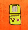 Tetris Cartoon vector image