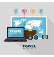 Travel infographics design