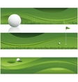 Abstract golf background vector | Price: 1 Credit (USD $1)