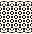 geometric seamless pattern abstract ornament vector image