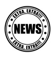 news design vector image vector image
