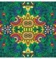 lovely full frame floral design background vector image vector image