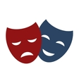 Theater masks