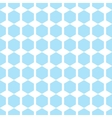 geometric blue seamless patterns Hexagon vector image vector image