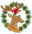 deer 03 vector image vector image