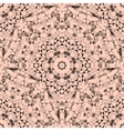 Abstract seamless light pink geometric pattern vector image