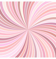 pink psychedelic abstract swirl background from vector image vector image
