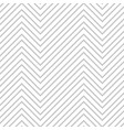 simple seamless zigzag pattern white and gray vector image vector image