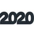 2020 vector image vector image