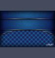 luxurious navy royal blue elegant background vector image
