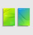 vibrant-gradient-tech-blend-acid vector image