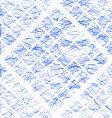 ink diamonds vector image