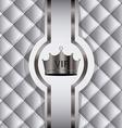 VIP design vector image