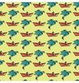 Creative modern pattern vector image vector image