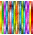 Colorful stripes grunge corporate background vector image vector image