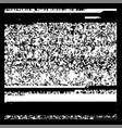 glitch background computer screen error vector image
