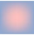 Rose Quartz Blue Serenity Gradient Background vector image vector image