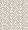pattern curls vector image