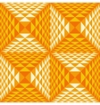 Abstract geometrical background with pyramids vector image