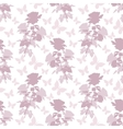 Flower background roses vector image vector image