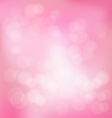 Pink abstract background vector image vector image