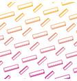 degraded line education ruler school tool vector image vector image