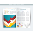 Elegant business brochure design