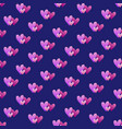 valentines hand drawn gradient pattern-02 vector image vector image