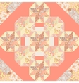 Quilt Abstract Seamless Pattern vector image vector image