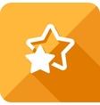 Star icon vector image