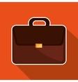 portfolio icon design vector image