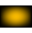 Yellow Gold Black Rectangle Gradient Background vector image vector image