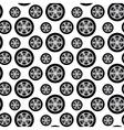 auto wheels vector image vector image