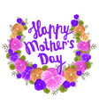 Happy mother s day greeting card black