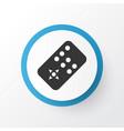 remote icon symbol premium quality isolated vector image