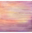Beautiful abstract background - sunrise on the sea vector image
