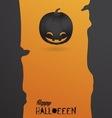 Holidays Halloween vector image vector image