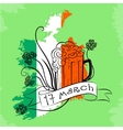St Patrick s Day vector image
