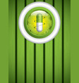 alternative medication concept vector image