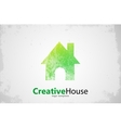 Real Estate Logo Design House Logo Design vector image
