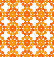Pattern of circles vector image vector image